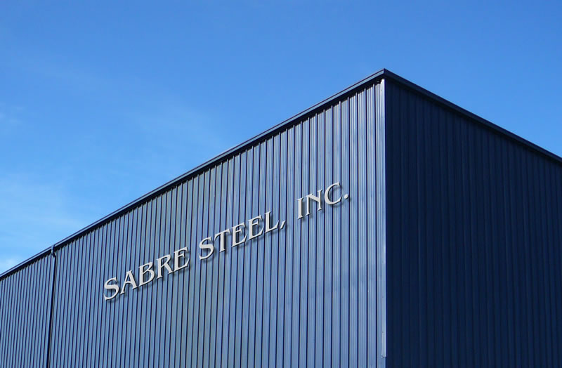 Sabre Steel Building